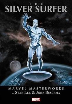 Marvel Masterworks: Silver Surfer Vol. 1 (Reprints Silver Surfer 1-5) - Book #15 of the Marvel Masterworks