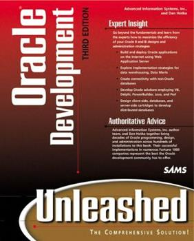 Paperback Oracle Development Unleashed (3rd Edition) Book