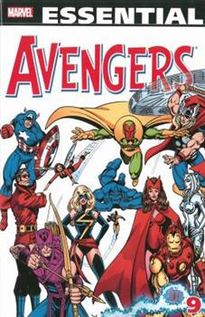 Essential Avengers, Vol. 9 - Book  of the Avengers 1963-1996 #278-285, Annual