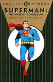 Superman: The Man of Tomorrow Archives, Vol. 2 - Book  of the DC Archive Editions