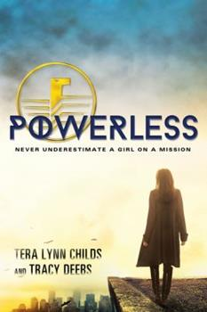 Powerless 1492616605 Book Cover
