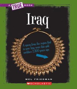 Paperback Iraq (A True Book) Book