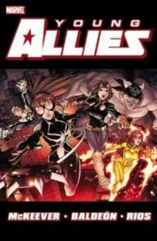 Young Allies - Book  of the Anya Corazon
