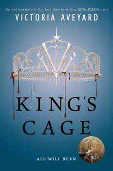 King's Cage - Book #3 of the Red Queen
