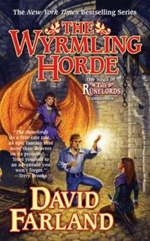 Wyrmling Horde, The: The Seventh Book of the Runelords - Book #7 of the Runovládci