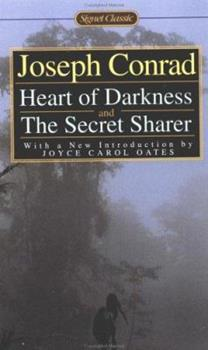 Paperback Heart of Darkness and the Secret Sharer (Signet Classics) Book