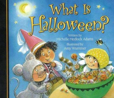 Board book What Is Halloween Book