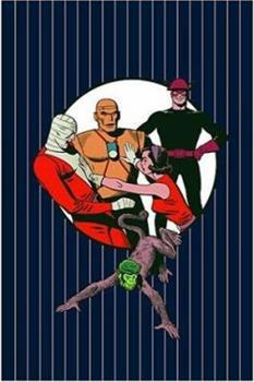 The Doom Patrol Archives, Vol. 3 - Book  of the DC Archive Editions