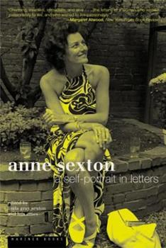 Anne Sexton: A Self-Portrait in Letters 0395631181 Book Cover