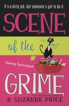 Scene of The Grime 0451221095 Book Cover