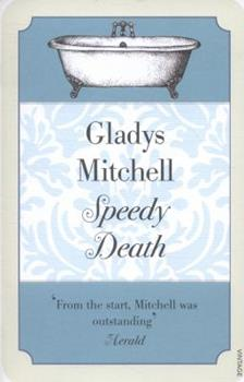 Paperback SPEEDY DEATH Book