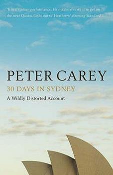 Paperback 30 Days in Sydney Book