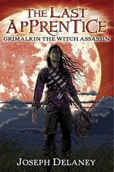 Grimalkin the Witch Assassin 0062082086 Book Cover