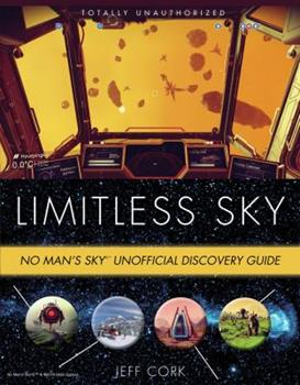 Paperback Limitless Sky: No Man's Sky Unofficial Discovery Guide Book