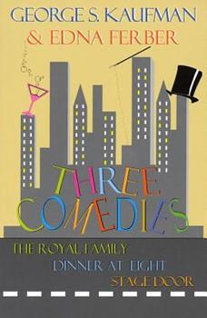 Three Comedies 1557833346 Book Cover