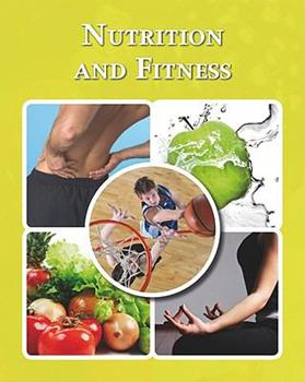 Library Binding Nutrition and Fitness Book