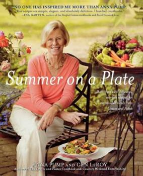 Summer on a Plate: More than 120 delicious, no-fuss recipes for memorable meals from Loaves and Fishes 141654285X Book Cover