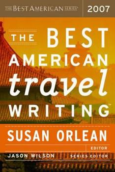 The Best American Travel Writing 2007 0618582185 Book Cover