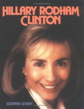 Hillary Rodham Clinton Revd Ed - Book  of the Gateway Biographies