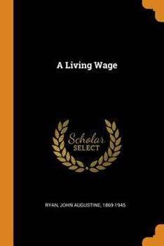 Paperback A Living Wage Book