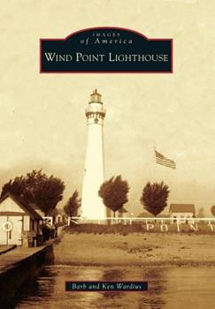 Paperback Wind Point Lighthouse Book