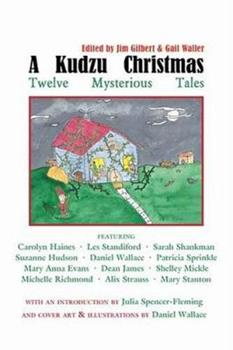 A Kudzu Christmas: Twelve Mysterious Tales 1579660649 Book Cover