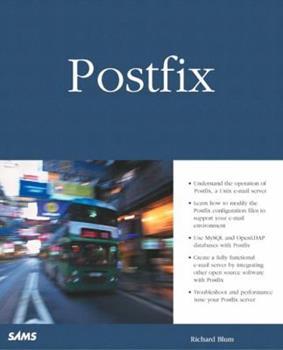 Postfix 0672321149 Book Cover