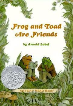 Frog and Toad Are Friends - Book #1 of the Frog and Toad
