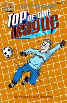 Top of the League (Team Series) - Book  of the Team