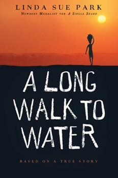 Paperback A Long Walk to Water: Based on a True Story Book