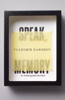 Paperback Speak, Memory : An Autobiography Revisited Book