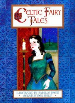 Hardcover Celtic Fairy Tales Book