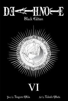Death Note: Black Edition, Volume 6 - Book  of the Death Note