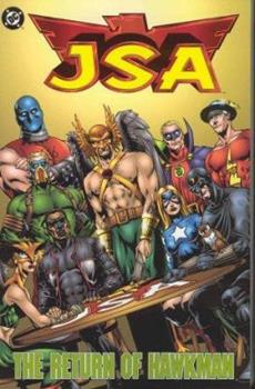 JSA, Vol. 3: Return of Hawkman - Book  of the Complete Justice Society