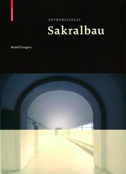 Perfect Paperback Entwurfsatlas Sakralbau (Entwurfsatlanten) (German Edition) [German] Book