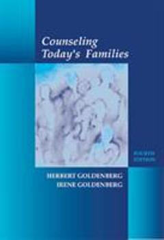Counseling Today's Families 0534346553 Book Cover