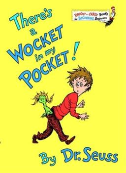 There's a Wocket in My Pocket 0679882839 Book Cover