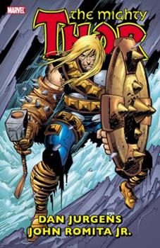 Thor By Dan Jurgens & John Romita Jr. Volume 4 - Book #4 of the Thor by Dan Jurgens & John Romita Jr.