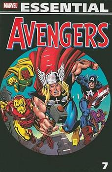 Essential Avengers, Vol. 7 - Book  of the Avengers 1963-1996 #278-285, Annual