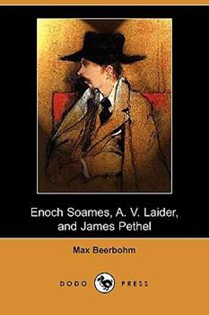 Enoch Soames 1444438395 Book Cover