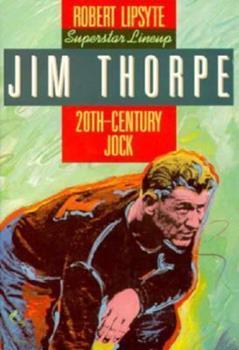 Jim Thorpe: 20th-Century Jock (Superstar Lineup) 0064461416 Book Cover