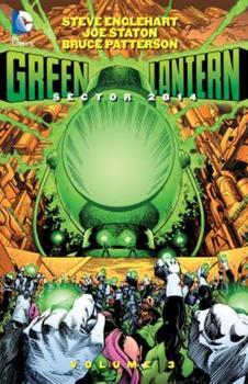 Green Lantern: Sector 2814, Volume 3 - Book  of the Green Lantern #Hal Jordan vol. 2