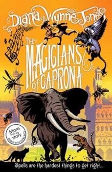 The Magicians of Caprona - Book #4 of the Chrestomanci