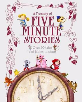 A Treasury of Five Minute Stories - Book  of the 5-Minute Stories
