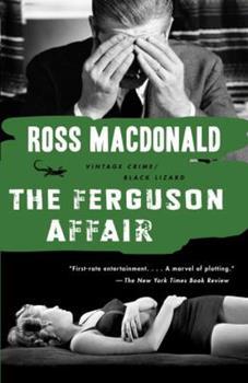 The Ferguson Affair 0446358916 Book Cover