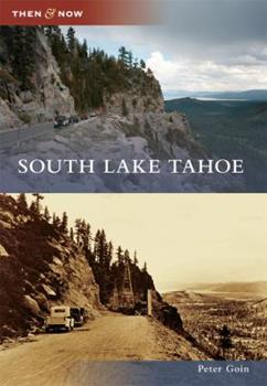 South Lake Tahoe, California - Book  of the  and Now