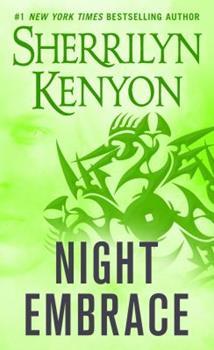 Night Embrace - Book #3 of the Hunter Legends
