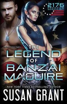 The Legend of Banzai Maguire 0505525429 Book Cover
