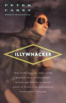 Illywhacker 0679767908 Book Cover