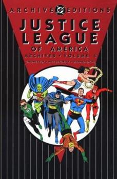 Justice League of America Archives, Vol. 4 - Book  of the DC Archive Editions